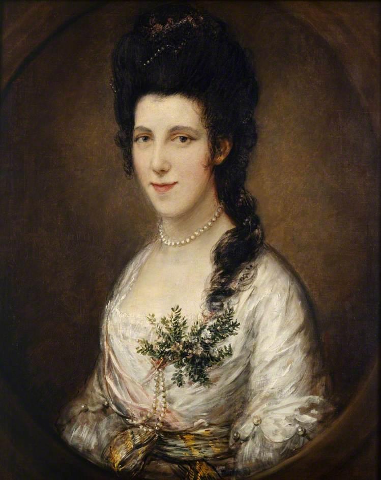 Perhaps Mrs Henry Broughton (c.1750–1839)