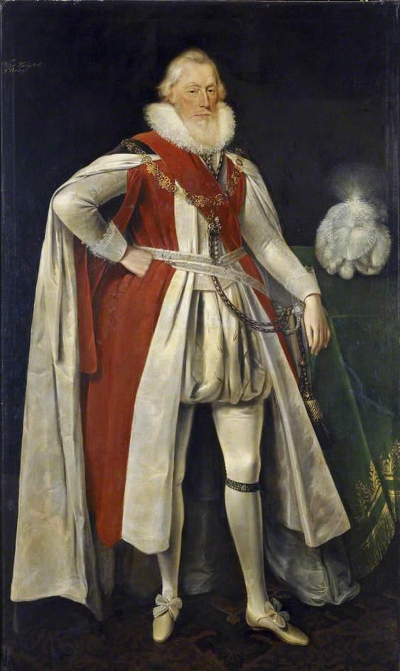William Knollys, Viscount Wallingford