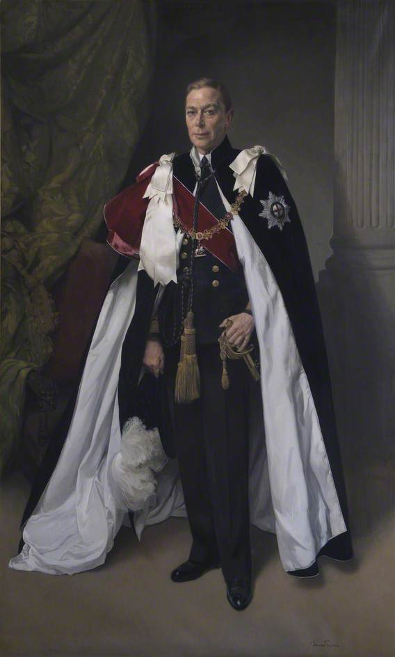 HM King George VI (1895–1952)