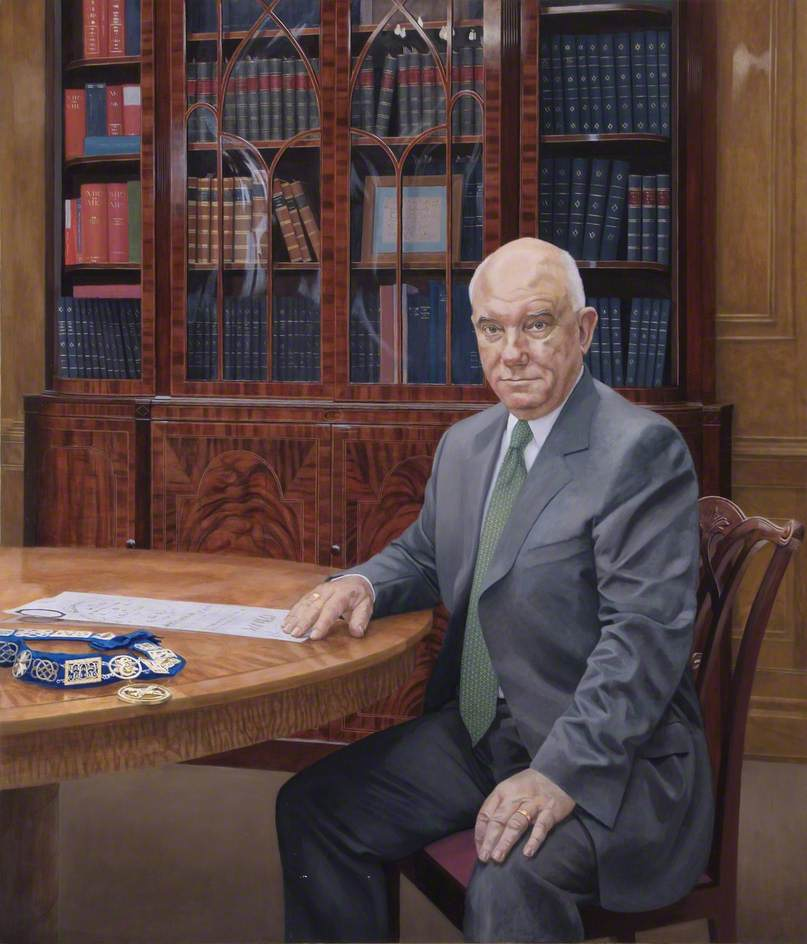 James W. Daniel (b.1941), Grand Secretary (1998–2002)