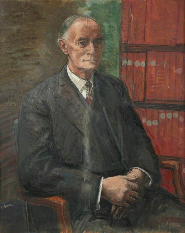 Sir Christopher Ingold (1893–1970)