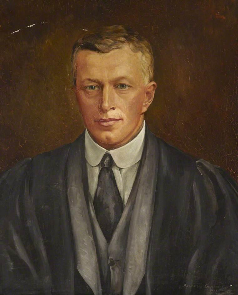 William Hathaway Davis (1881–1928), DSO, MC, MA, Headmaster (1919–1928)
