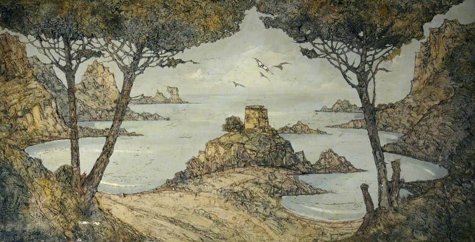 View of Portelet Bay