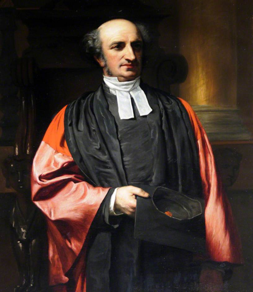 Doctor Francis Jeune, Dean of Jersey (1838–1843), Vice-Chancellor of Oxford University and Bishop of Peterborough