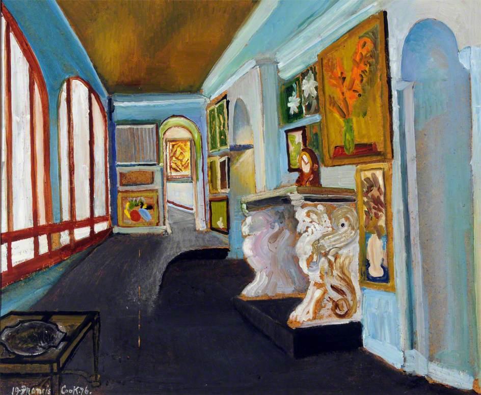 Interior of Augres Studio