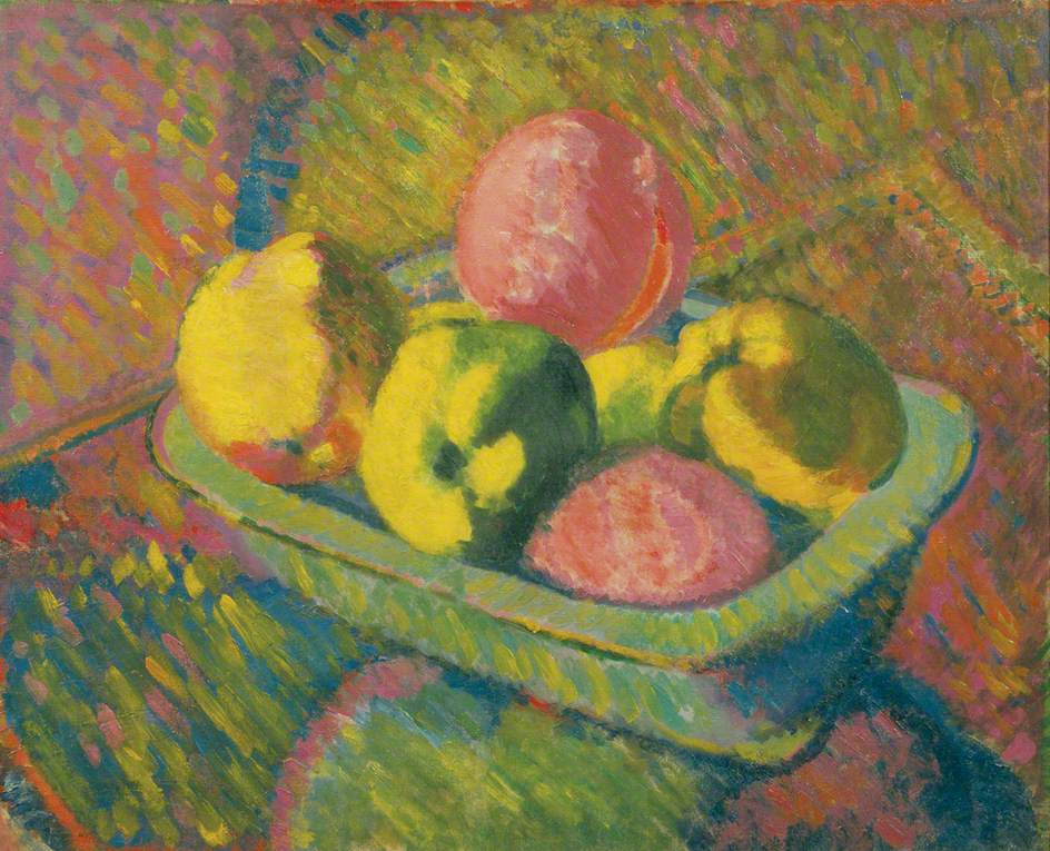 Fruit in a Dish
