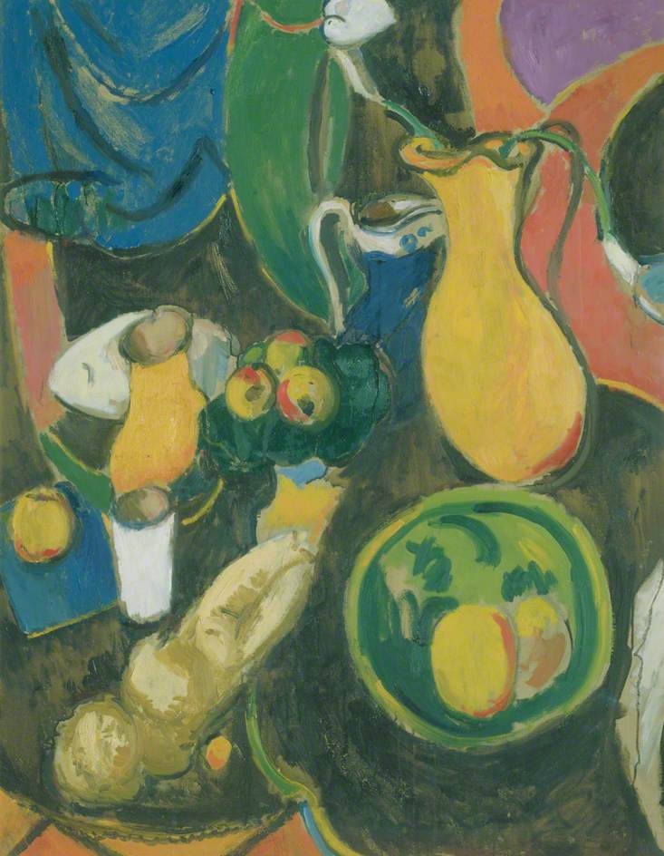 Still Life with a Pitcher II
