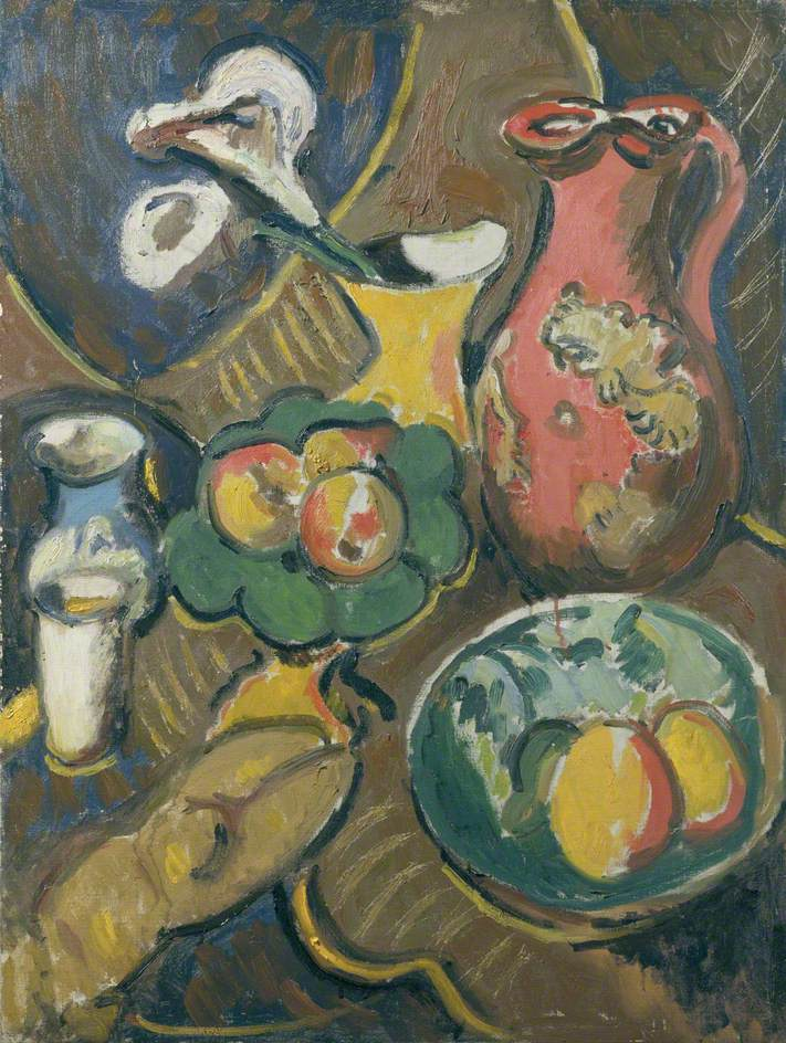 Still Life with a Pitcher III