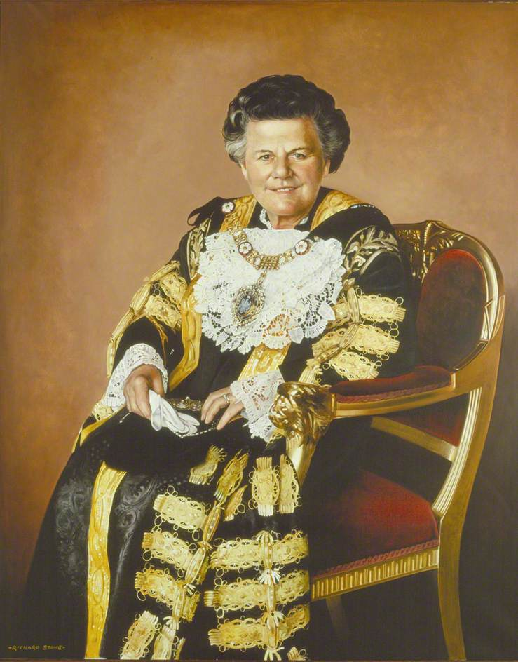 Dame Mary Donaldson (1921–2003), Lord Mayor of London (1983–1984)