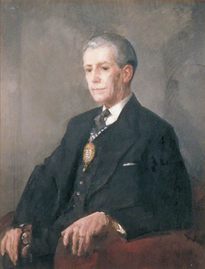 Ronald McKinnon Wood (1892–1967), Chairman of London County Council