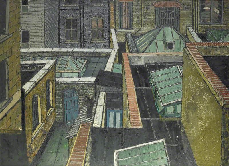 The Gullies (Covent Garden, London)