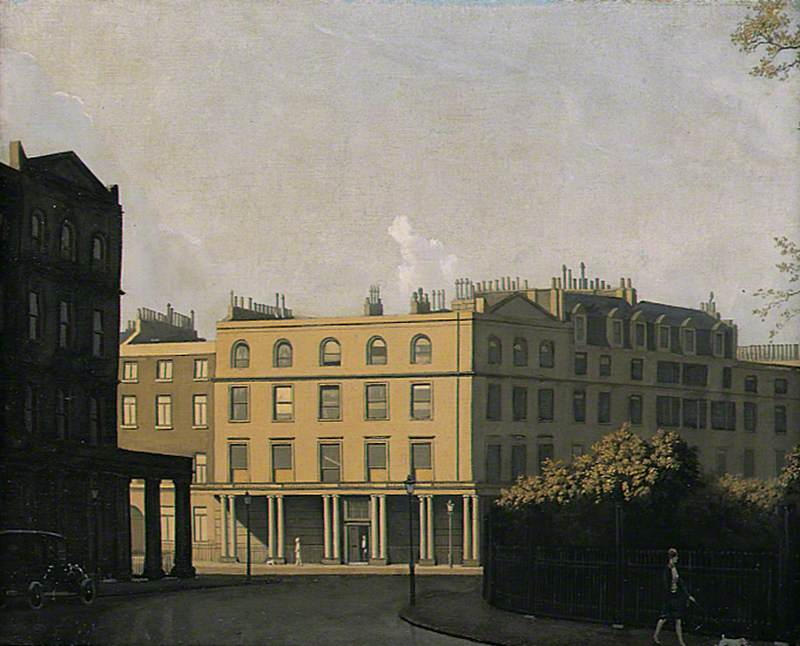 Park Crescent, London