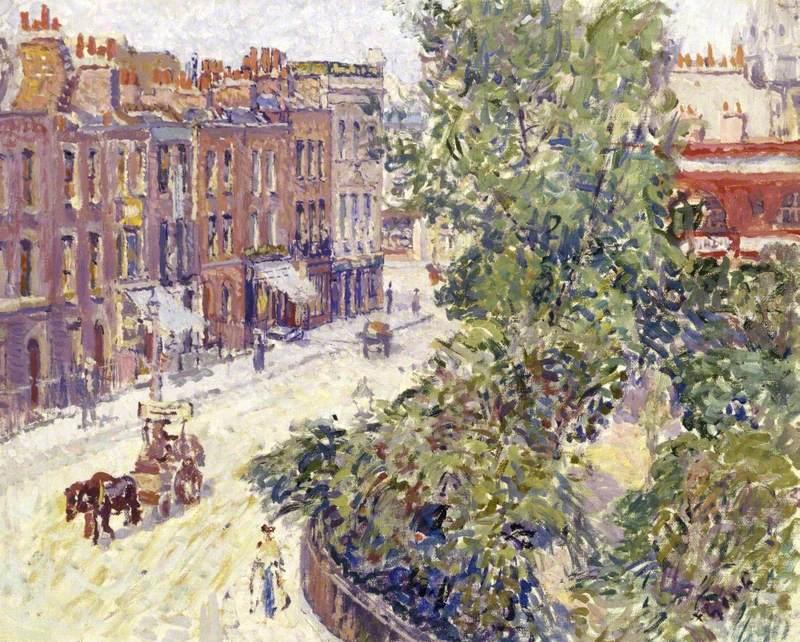 Mornington Crescent, London