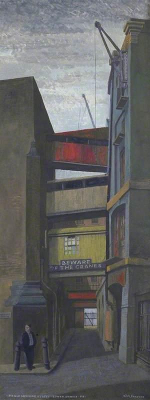 Pickle Herring Street, London