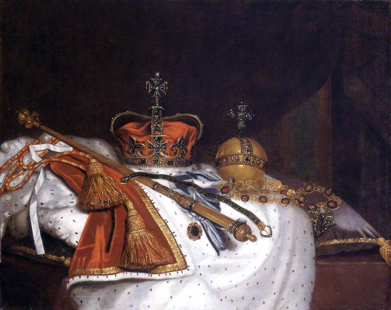 Regalia of Charles II