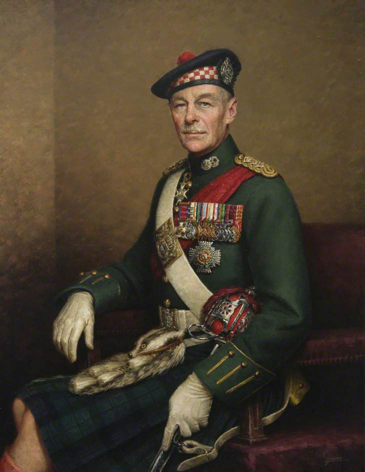 General Sir Gordon H. A. Macmillan (1897–1986)