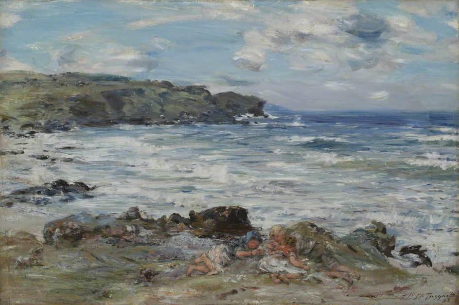 Breezy June, Cauldron's Bay