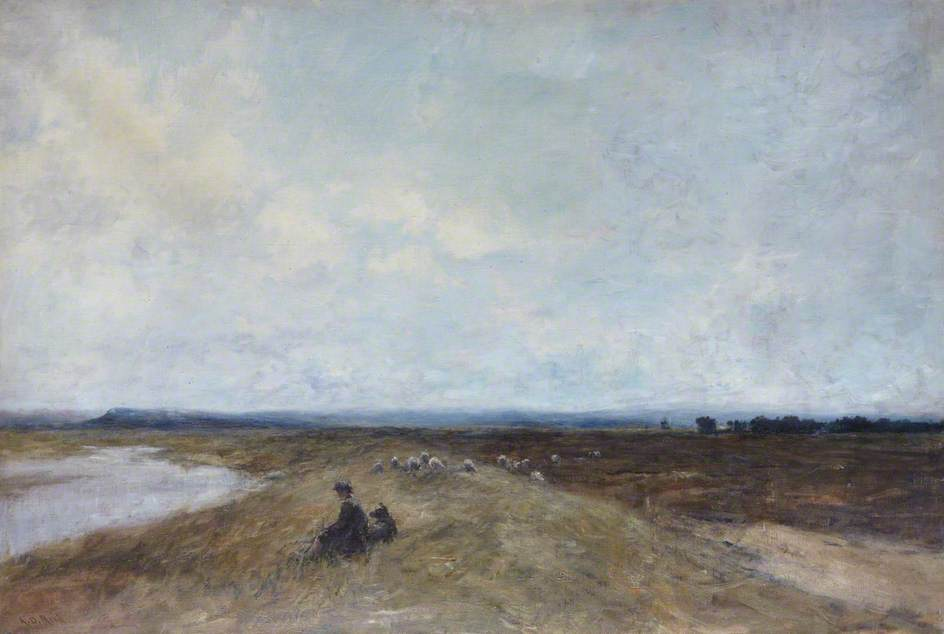 Pastures on the Dunes