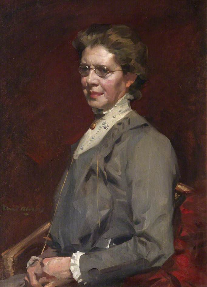 Jane Alison, the Artist's Mother