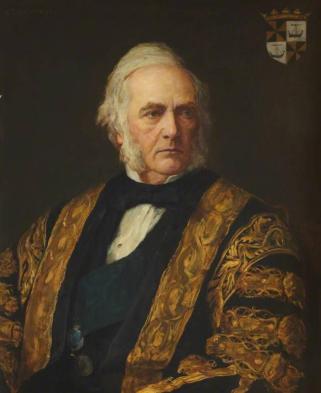 George Douglas Campbell (1823–1900), 8th Duke of Argyll