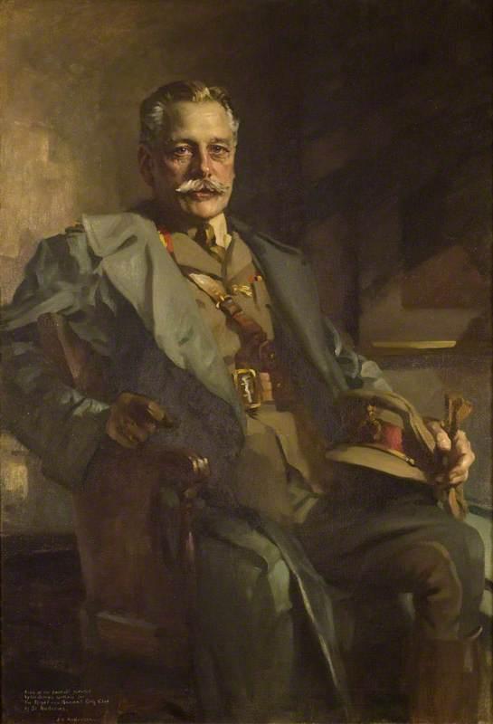 Douglas Haig (1861–1928), 1st Earl Haig of Bemersyde