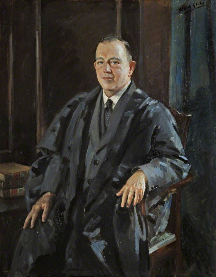 Sir Henry Thirkill (1886–1971), Master (1939–1958)