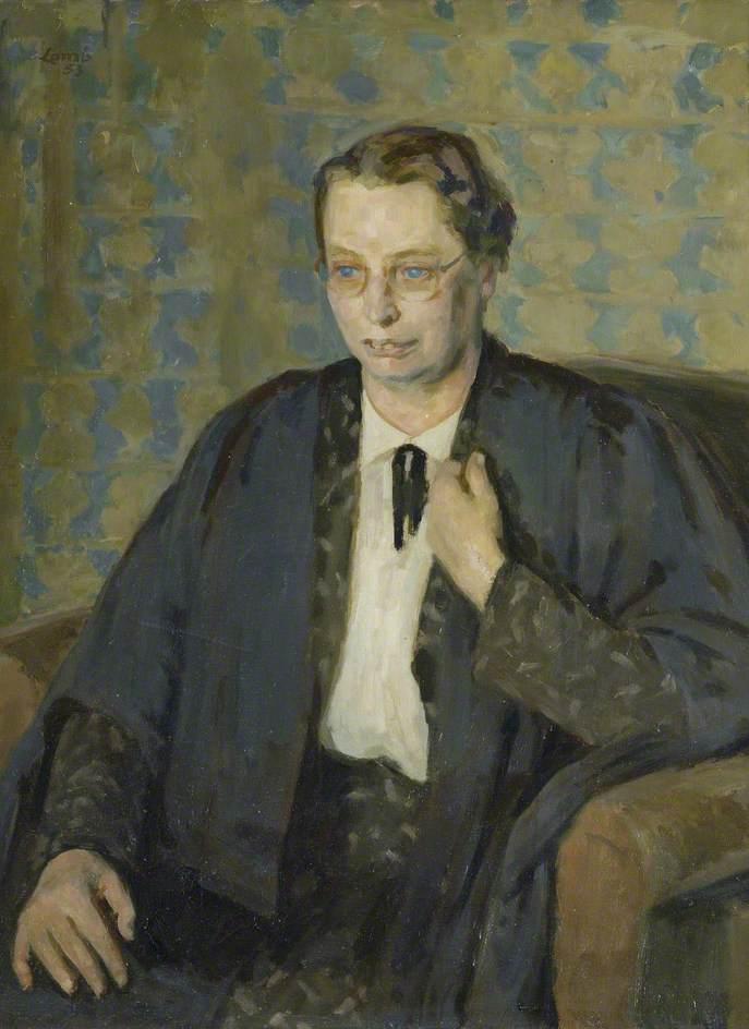 Alice Havergal Skillicorn, Principal of Homerton College (1935–1960)