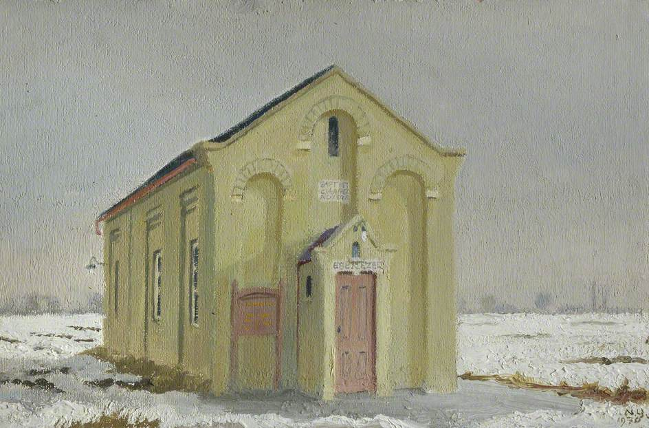 Baptist Chapel in the Snow*