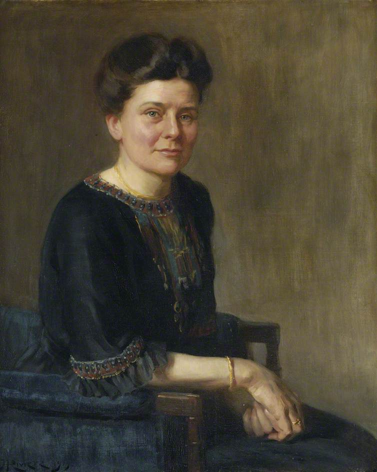 Mary Miller Allan, Principal of Homerton College (1903–1935)