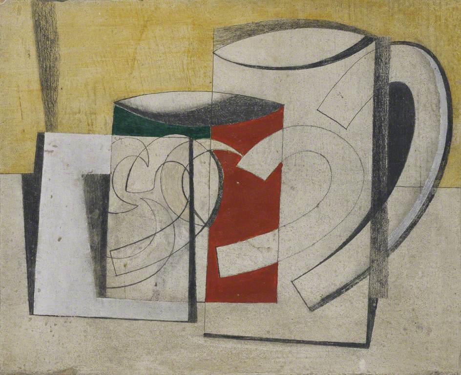 1944 (three mugs)