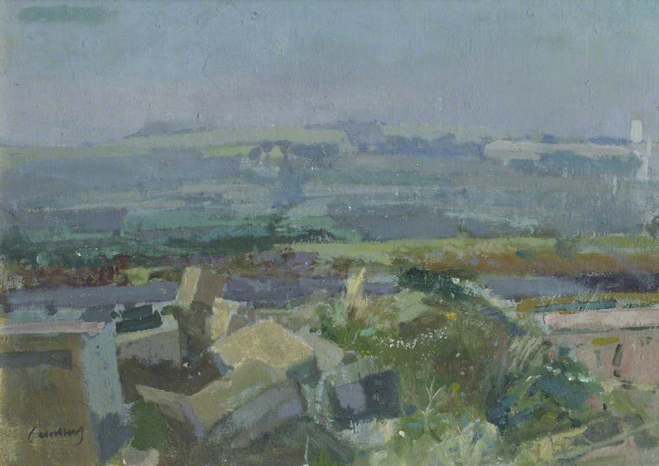 Kent Landscape, July