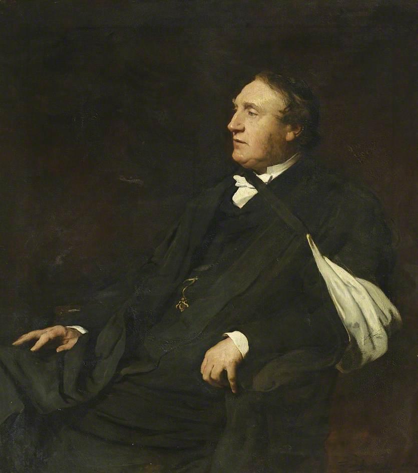 The Reverend Henry Latham (1821–1902), Master (1888–1902)