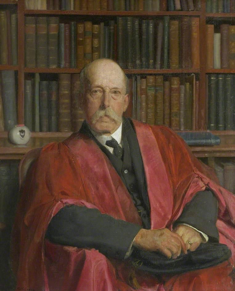 Henry Bond (1853–1938), LLD, Master (1919–1929)