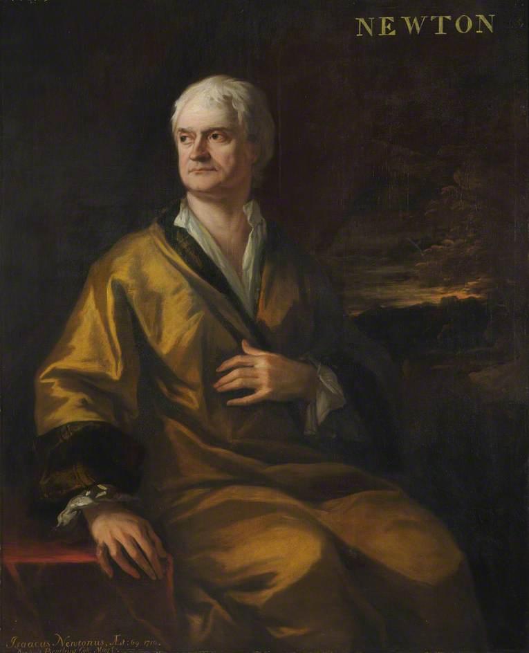 Isaac Newton (1642–1727), Fellow, Natural Philosopher and Mathematician