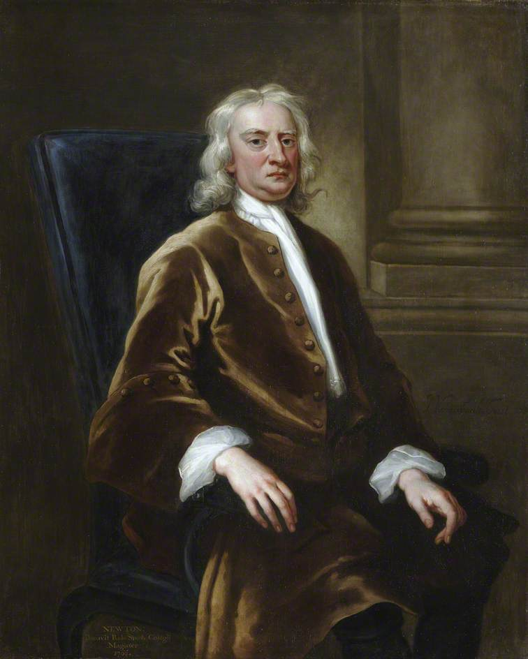 Isaac Newton (1642–1727), Fellow, Natural Philosopher and Mathematician