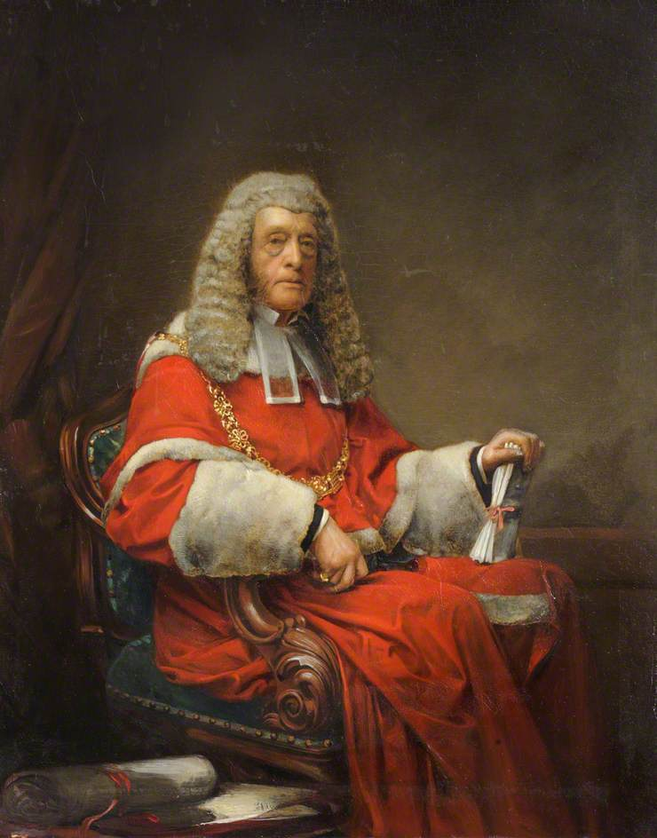 Jonathan Frederick Pollock (1783–1870), Lord Chief Baron Pollock, Fellow and Judge