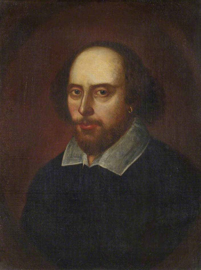 William Shakespeare (1564–1616), Playwright and Poet