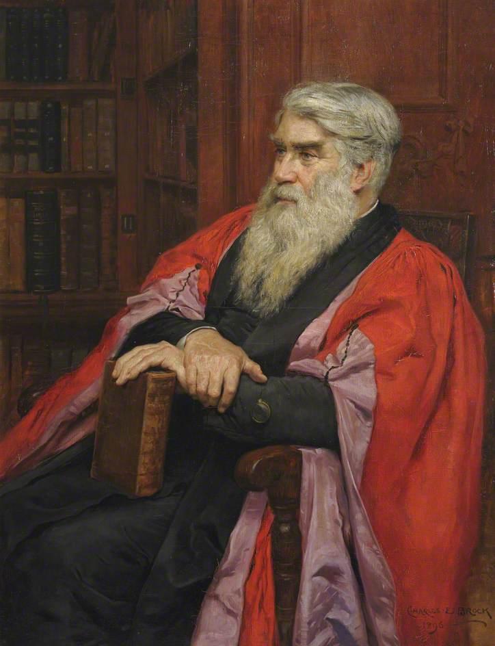 Robert Sinker (1838–1913), DD, Fellow, College Librarian