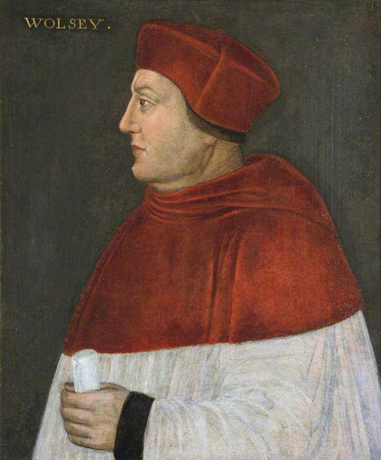 Thomas Wolsey (1475–1530), Royal Minister, Archbishop of York and Cardinal