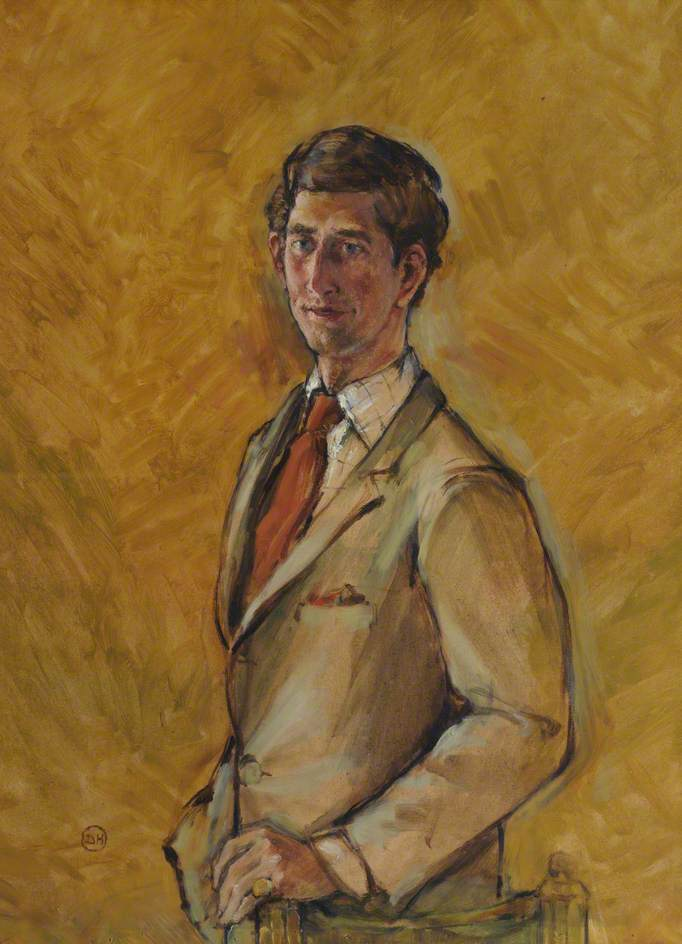 HRH Charles, Prince of Wales (b.1948), Honorary Fellow
