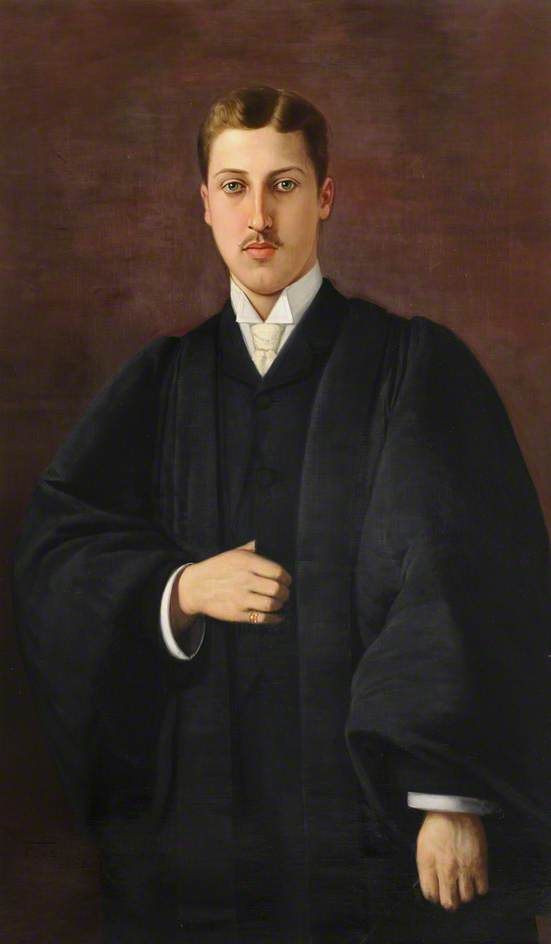 Albert Victor Christian Edward (1864–1892), Duke of Clarence and Avondale and Earl of Athlone