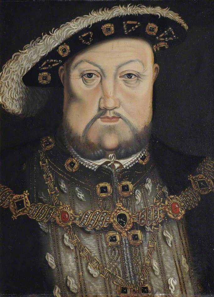 Henry VIII (1491–1547), Founder of Trinity College (1546)