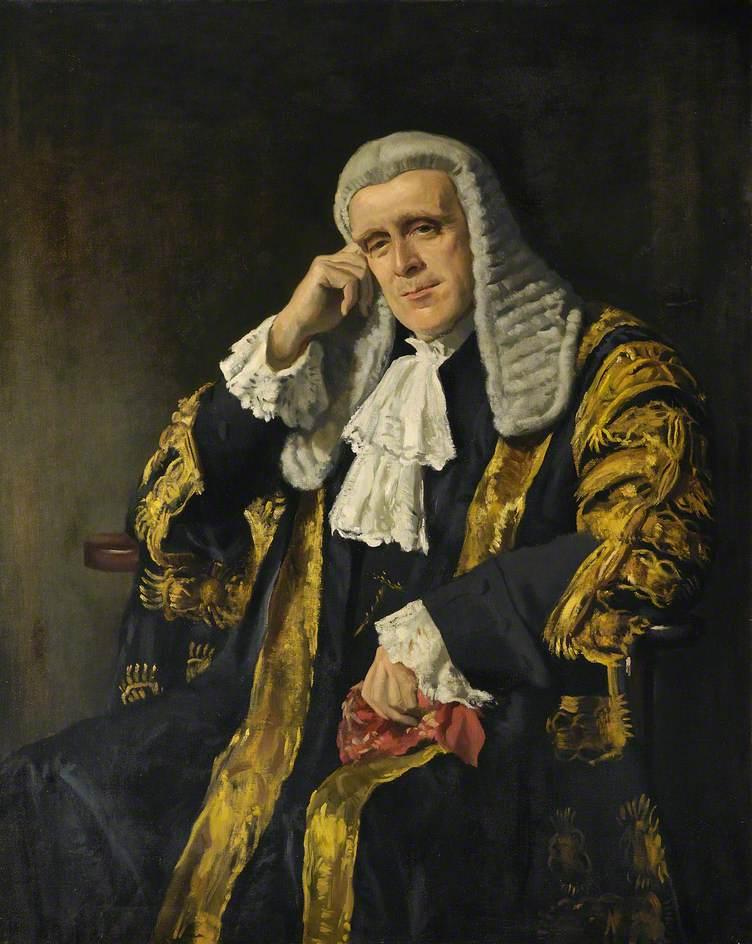 John Sankey (1866–1948), 1st Viscount Sankey, President of the Bible Society (1942–1948)