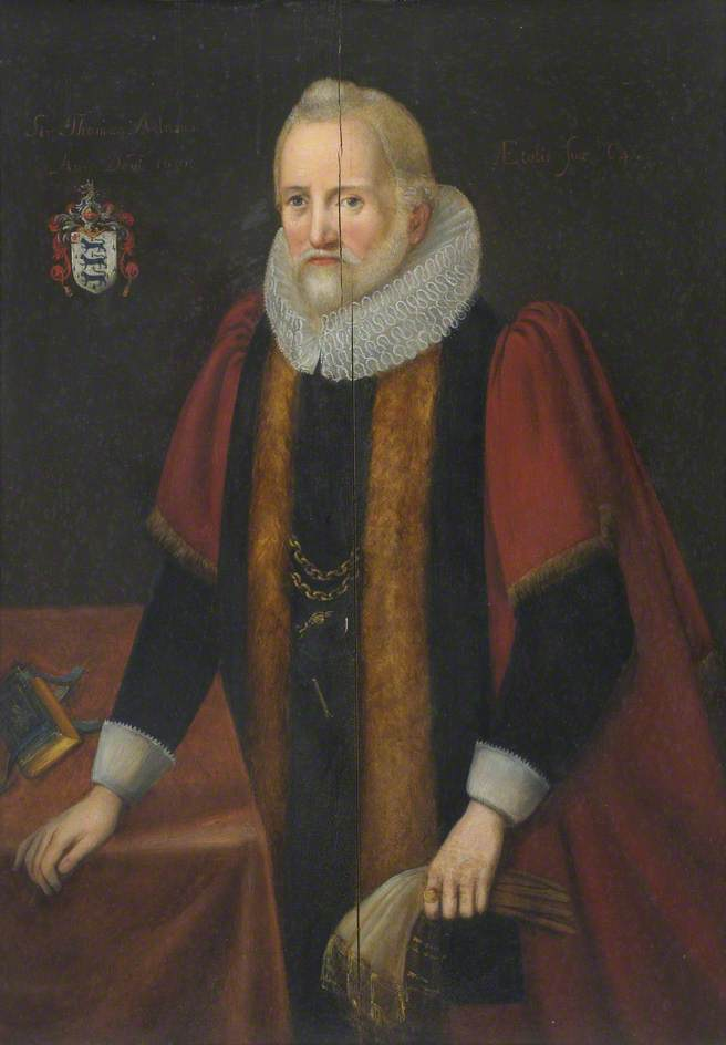 Sir Thomas Adams (1586–1668), Bt, Founder of the Sir Thomas Adams Professorship