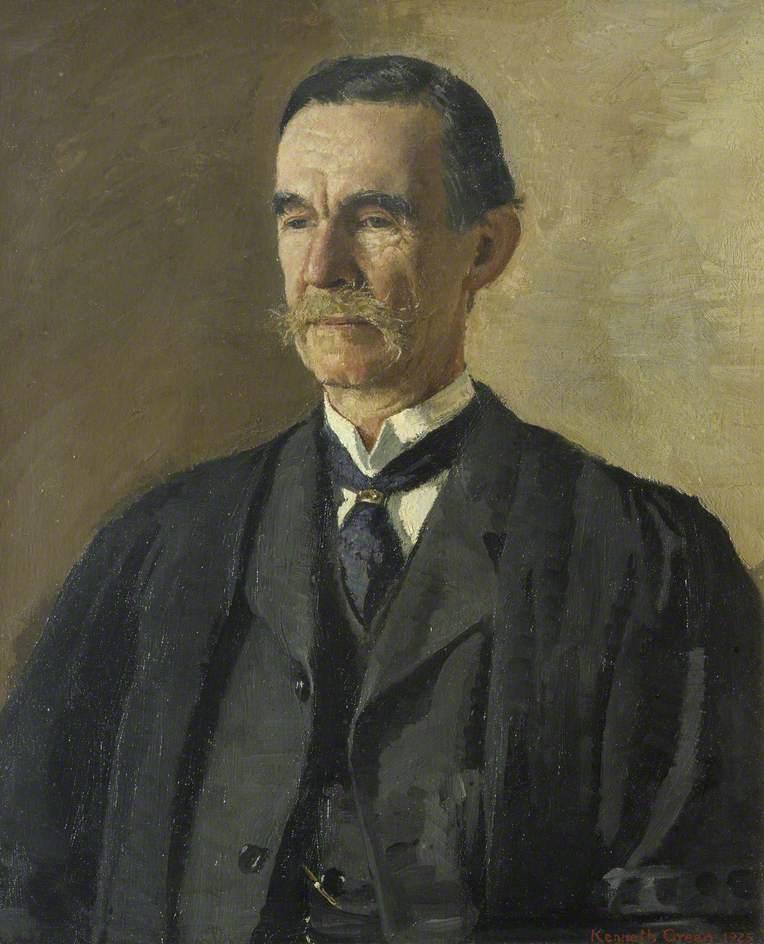 Ernest William Hobson (1856–1933), Fellow, Sadlerian Professor of Pure Mathematics (1910–1931)