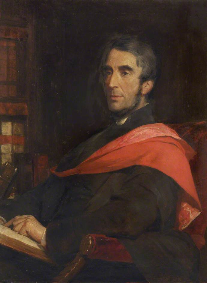 William Selwyn (1806–1875), DD, Lady Margaret Professor (1855–1875), Canon of Ely