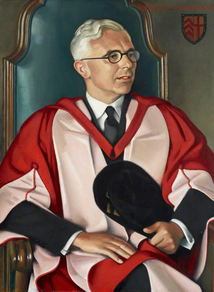 John Fleetwood Baker (Baron Baker of Windrush), Professor of Mechanical Sciences and Head of Department (1943–1968)