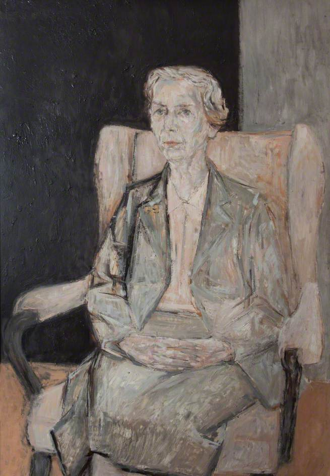Dame Mary Cartwright
