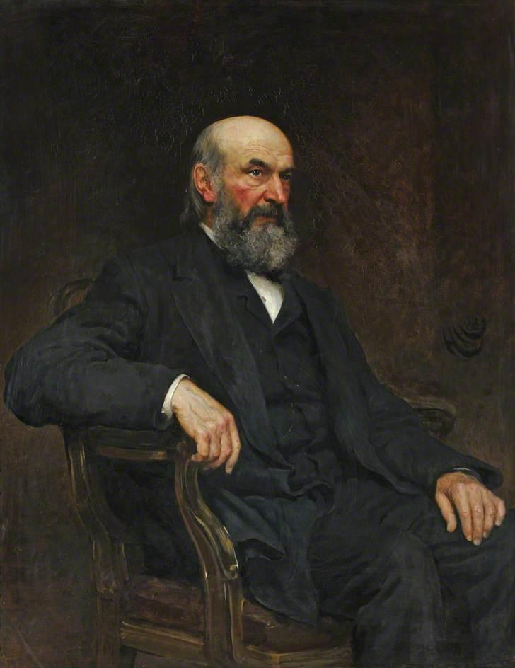 John Couch Adams (1819–1892)