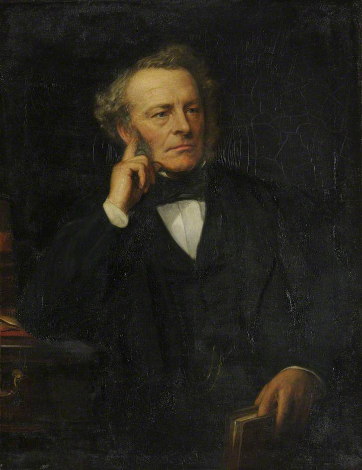 Sir George Gabriel Stokes (1819–1903)